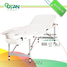 Anlite-III Portable Aluminum Massage Table With Very Stable Table Structure