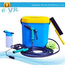 (0471) High quality car steam cleaner cigar-lighter 12V electric pressure washer for car wash