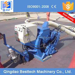 BRTK-550 road surface blasting machine, marble floor polishing machine, pavement cleaning machine
