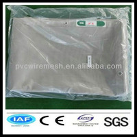 HDPE safety netting with reinforced webbing