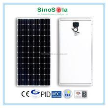 320 watt high efficiency strong power performance monocrystalline solar panel