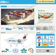 high Competitive LCL/FCL Sea freight Forwarder from Ningbo China to Jakarta Indonesia