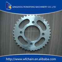 High quality cf moto chain sprocket