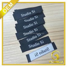 High Quality Factory Direct Cheap Garment Woven Tags Private main label for clothing