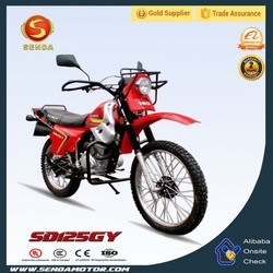 125cc High quality mini Dirt bike SD125GY