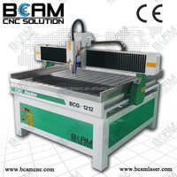 multifunction woodworking machine cutting/engraving machine for wood,MDF, advertising CNC router BCG1212