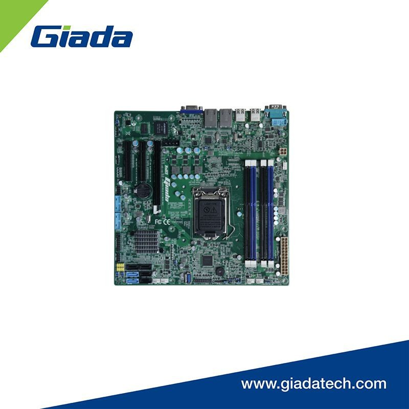 High Performance N30M-VA for Xeon E3 server motherboard with ...