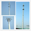 Pipe Steel Tower / Tube Tower / Single Telecom Tower