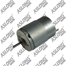 RS385 permanent magnet high quality dc series motor applications