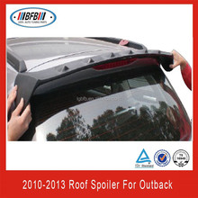 TOP 100% ABS Roof Spoiler Fit For Outback 2010 2011 2012 2013