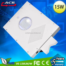 Solar Series Design Led Solar Light For Garden 15w