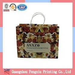 Large Discount For Bulk Orders Decorative Reusable Shopping Bag