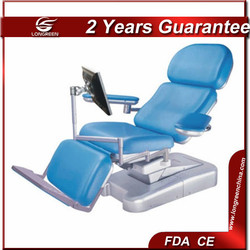 Easy Cleaning blood extraction chair