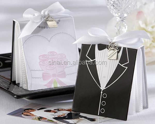 Wedding Gifts For Bride And Groom Online : Wedding Gift Bride And Groom Photo Album - Buy Bride And Groom ...