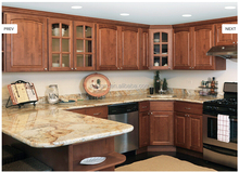 Professional solid wood kitchen cabinet Manufacturer