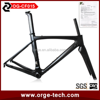 Frame china Road Bike bicicleta del carbon bici Telaio da strada Aero completa Carbon Road Bike