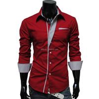 OEM mens' fashion brand shirt