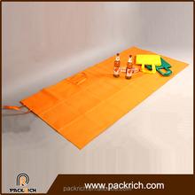 China Suppliers family picnic waterproof folding camping mat beach mat