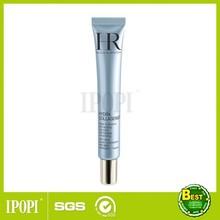 15g best blue aluminum plastic eye cream tube with scew cap, offset printing tube for BB cream