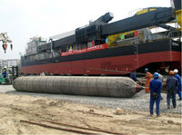 Marine Salvage Airbags Up to 25 Meters of Water Depth, Up to .25 Mpa Working Pressure