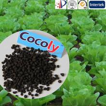controlled release organic coating NPK amino acid fertilizer