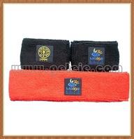 Sport Wristband and Headband
