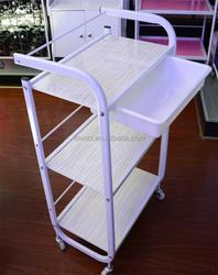 Hair Salon Trolley/Beauty Tool Car/Beauty Spa Trolley