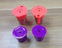 Plastic Keurig 2.0 refillable K-cup single sever filter