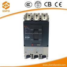 IEC Standard best brand 100% original low voltage circuit breaker type 400a 3p mccb ac dc contactors