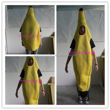 Walson Trade assurance Wholesale Party halloween adult carnival wholesale banana costume