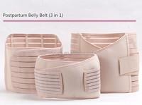 Made in China Fitness Waist Tummy Belly Slim Body Shaper Shapewear Belt Corset Cincher Trimmer Girdle