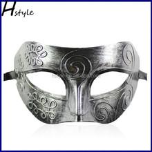 Manufacturer Red/White/Black Plastic Flower Party Mask For Women Venetian Masquerade Mask SCM0046
