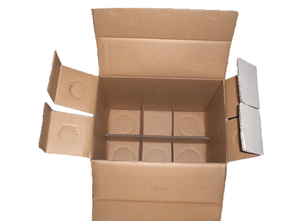 Corrugated paper box 27