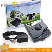5000 squarmeter Outdoor electronic dog fence fencing system