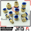 made in china one touch union collar fitting straight compressed air fitting