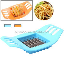 Ultra-practical Potatoes Cut Strips Tools French Fries Cut Knives 2011 kitchen accessories