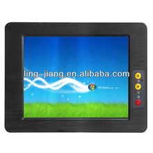 10.4 inch Industrial Touch Screen PC PPC-104C, support 3G/ wifi/ GPRS