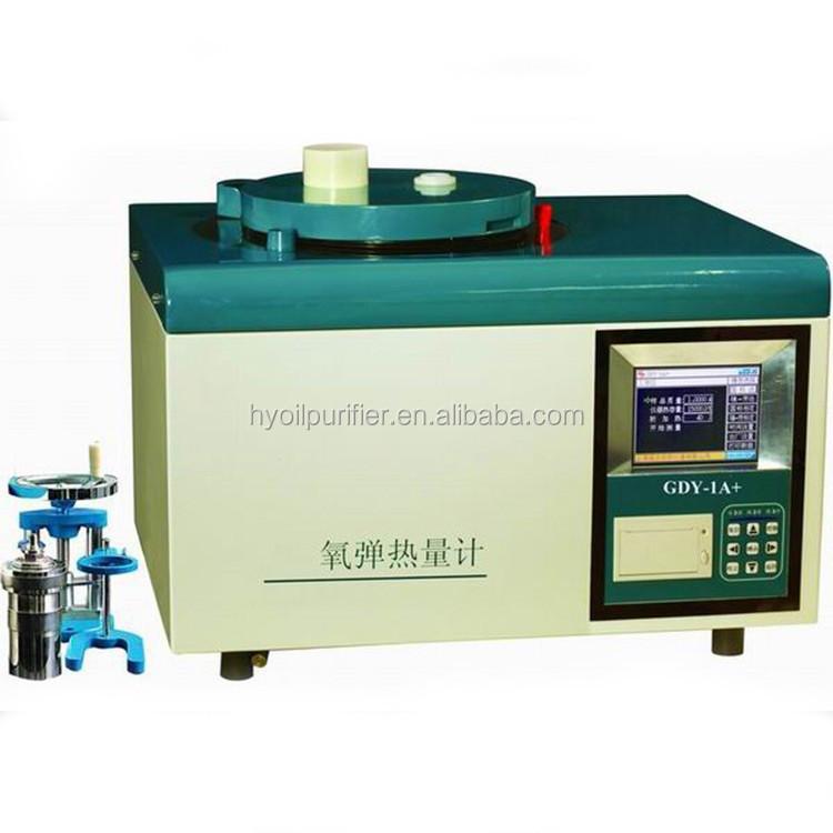 Calorimeter Bomb Manufacturer Gdy 1a Low Price Automatic Oxygen Bomb Calorimeter For Coal