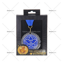 "award medals for winner ""You' re the champ """