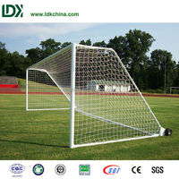 New 120mm x 3mm Round Aluminum Pipe soccer football goal Soccer training facility goal for soccer