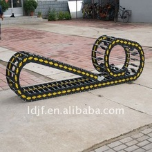 LCS series cable carrier of engineering for cnc machine