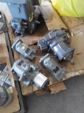 Rexroth A10VSO28,A10VSO43,A10VSO45,A10VSO71,A10VSO100,A10VSO140 hydraulic pump for Excavator,Concrete Pump Truck Parts