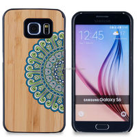 2015 Stylish wooden fashion design laser engraving smart phone case wood factory price $keywords$