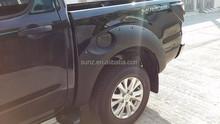 in plastica abs design parafango bagliore ruota copertura per il ritiro Mazda BT50 2012 accessori auto