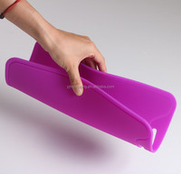 silicone flexible cheese cutting board and vegetable chopping mat