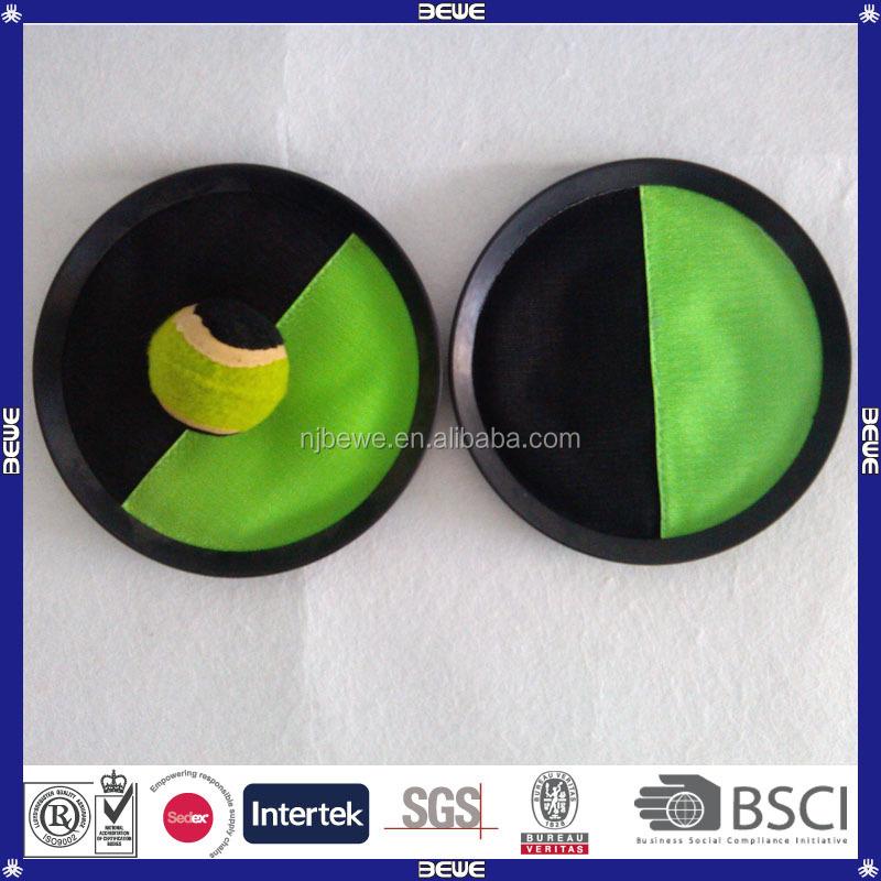 2014 china, fabricante de alta qualidade novos brinquedos velcro raquete