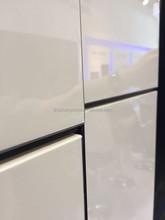 High glossy 18mm white MDF