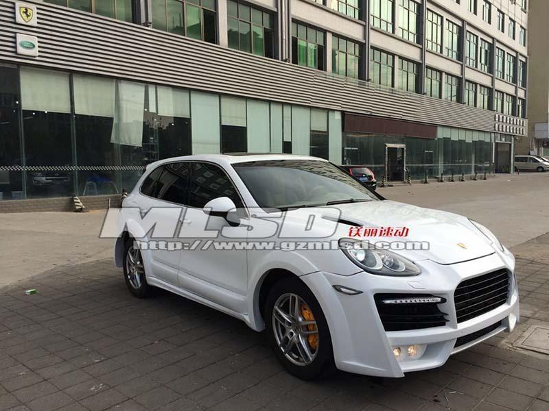 Luxury Car Prosch 958 Techa Style Body Kit/china Manufacturer ...