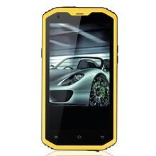 No.1 X2 X-Men Android 4.4 5.5 Inch 1GB RAM 8GB ROM IP68 13.0MP 4800Mah Waterproof 4G FDD LTE mobile phone