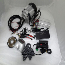 48v 500w electric vehicle conversation kits dc motor brushless permanent magnet thre phase